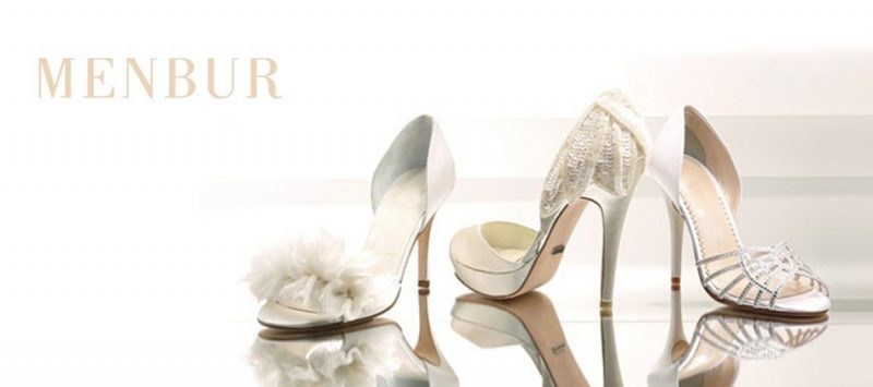 via mia salon 800x355 - Sapatos de Noiva by Menbur