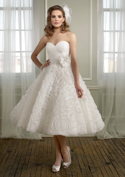 Mori Lee - Vestidos de Noiva Curtos