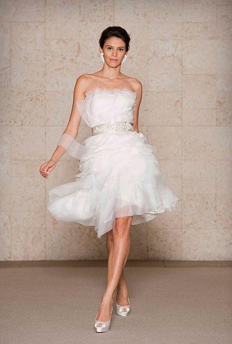 curto 2 - Vestidos de Noiva Curtos