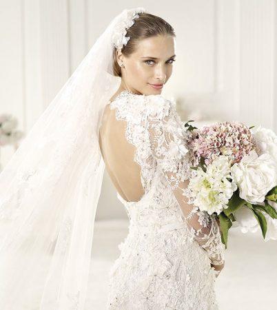 destaque 402x450 - Vestidos de Noiva / Bridal Collection - Colecções 2013