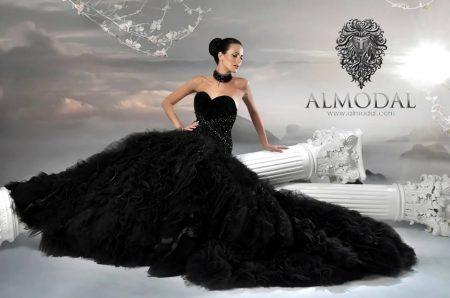 Leo Almodal 450x298 - Vestidos de Noiva Coloridos - Inspirações