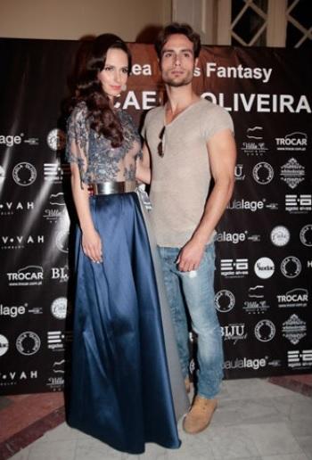 Lucia e Isaac 1 - Desfile Micaela Oliveira -  Colecção de cerimónia 2013
