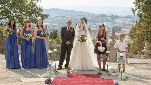 10 - Casamento de sonho Sofia ♥ Gonzalo