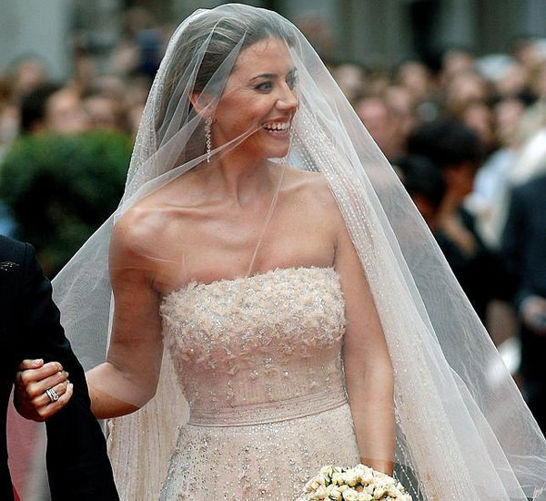 casamento maria colonques espanha vestido de noiva elie saab couture 02 - Casamento de sonho de María Colonques ♥ Andrés Benet