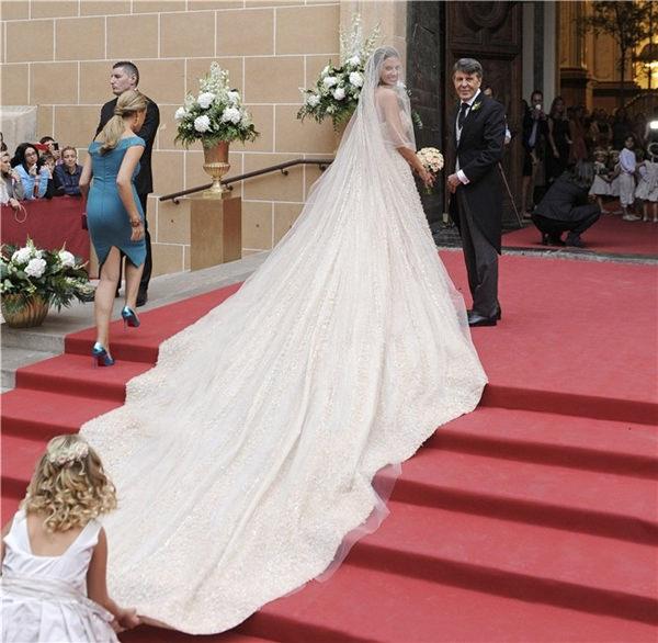 casamento maria colonques espanha vestido de noiva elie saab couture 03 - Casamento de sonho de María Colonques ♥ Andrés Benet