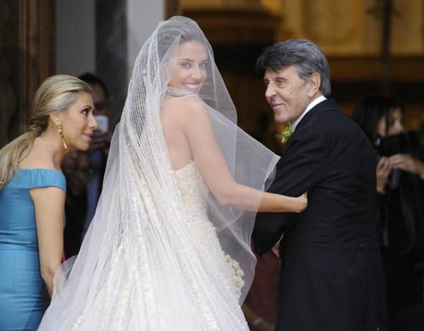 casamento maria colonques espanha vestido de noiva elie saab couture 04 - Casamento de sonho de María Colonques ♥ Andrés Benet