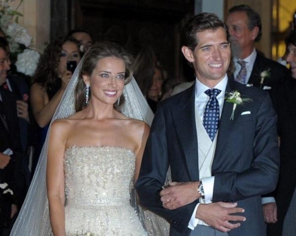casamento maria colonques espanha vestido de noiva elie saab couture 08 - Casamento de sonho de María Colonques ♥ Andrés Benet