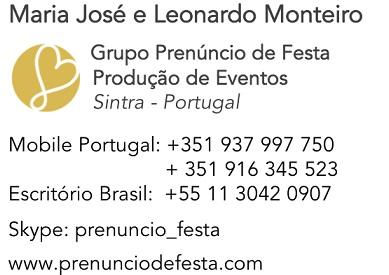 pren 25C3 25BAncio 2Bcontactos - Press Release: Cerimonialista Roberto Cohen em Portugal