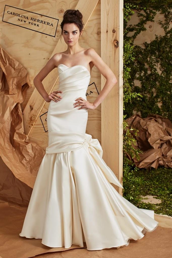 Carolina 2BHerrera 2BANGELINE - Vestidos de Noiva 2017 - Bridal Collection 2017