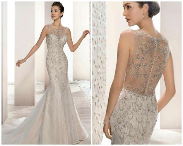 Demetrios 2B696 - Vestidos de Noiva 2017 - Bridal Collection 2017