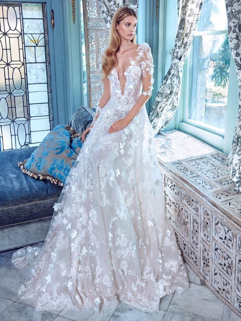 Galia 2BLahav 2BARABELLA - Vestidos de Noiva 2017 - Bridal Collection 2017