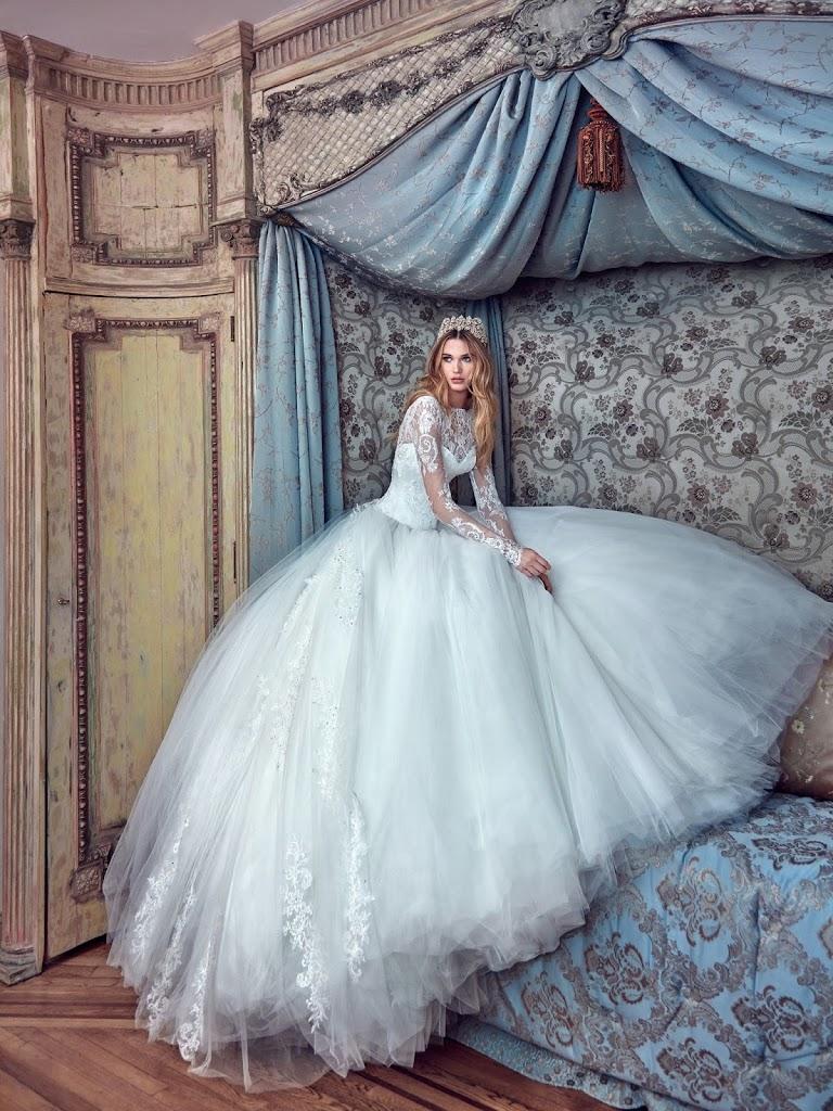 Galia 2BLahav 2BCORINA - Vestidos de Noiva 2017 - Bridal Collection 2017