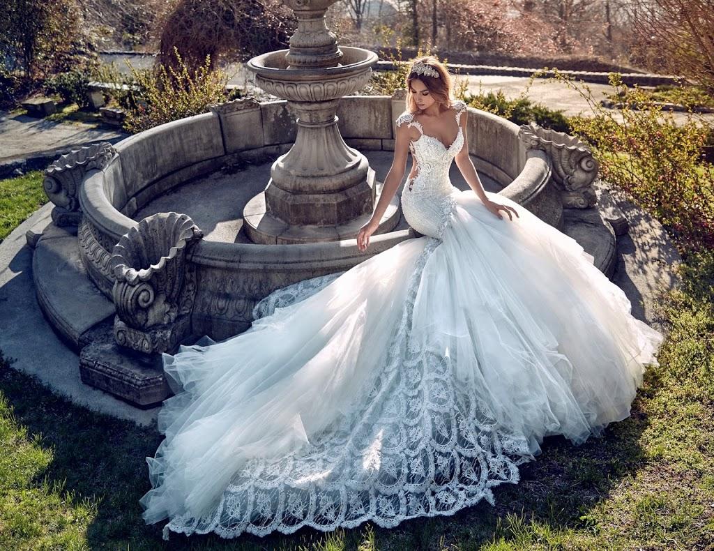 Galia 2BLahav 2BMS 2BELLE - Vestidos de Noiva 2017 - Bridal Collection 2017