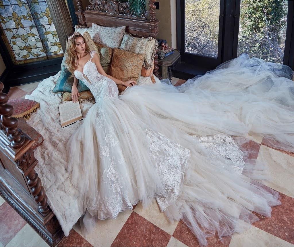 Galia 2BLahav 2BRIHANNA - Vestidos de Noiva 2017 - Bridal Collection 2017