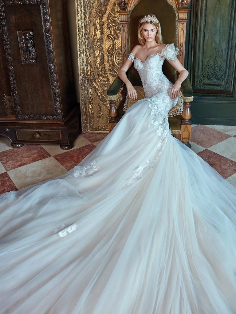 Galia 2BLahav 2BTONY - Vestidos de Noiva 2017 - Bridal Collection 2017
