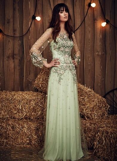 Jenny 2BPackham 2BAPACHE - Vestidos de Noiva 2017 - Bridal Collection 2017
