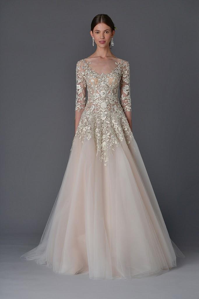 Marchesa 2B2 - Vestidos de Noiva 2017 - Bridal Collection 2017