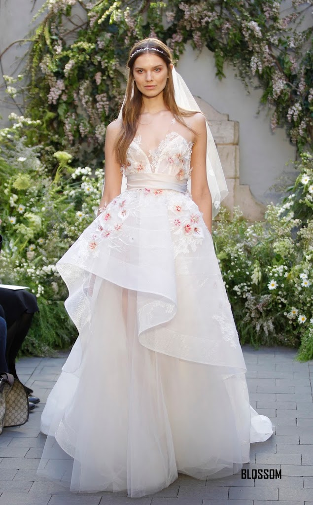 MoniqueLhuillier 2B1 - Vestidos de Noiva 2017 - Bridal Collection 2017