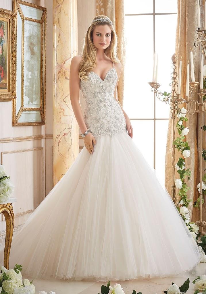 Morilee 2B2874 - Vestidos de Noiva 2017 - Bridal Collection 2017