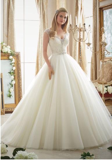 Morilee 2B2875 - Vestidos de Noiva 2017 - Bridal Collection 2017