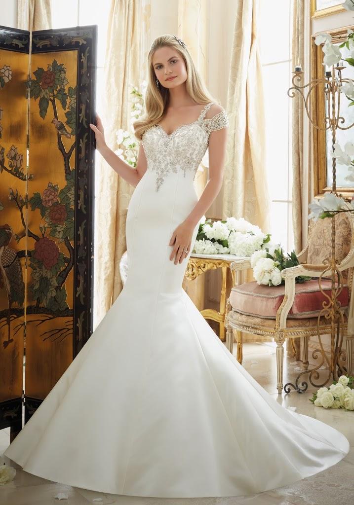 Morilee 2B2880 - Vestidos de Noiva 2017 - Bridal Collection 2017
