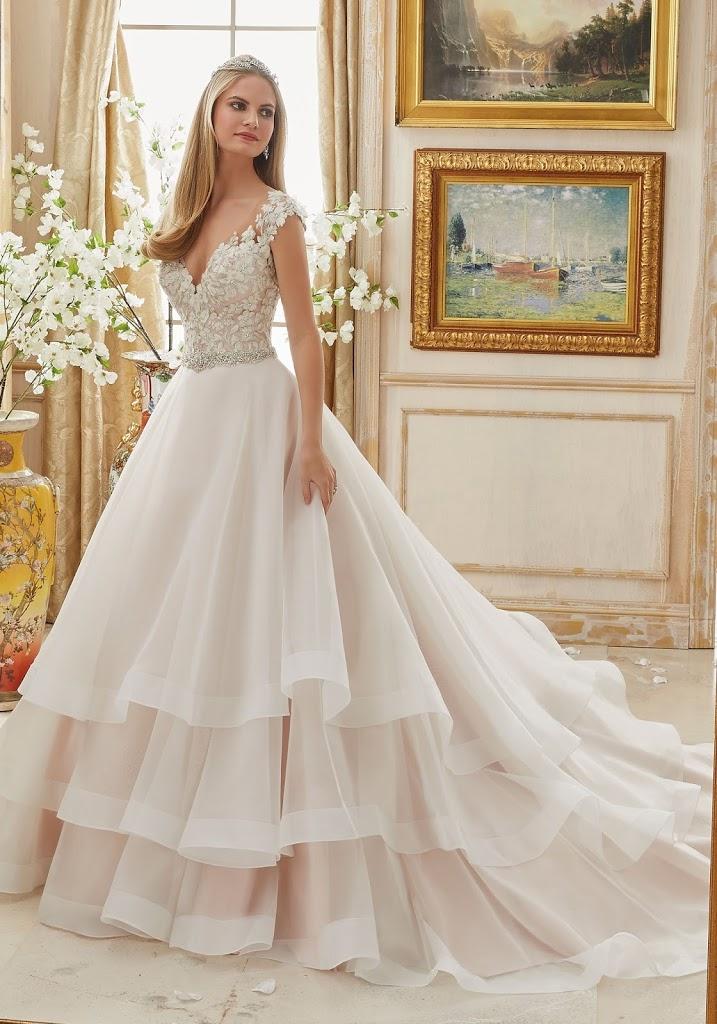 Morilee 2B2895 - Vestidos de Noiva 2017 - Bridal Collection 2017