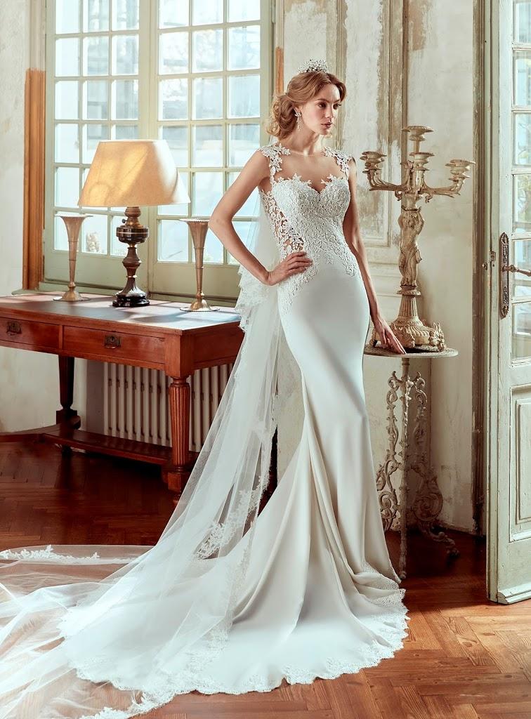 Nicole 2BSpose 2BNIAB17037 - Vestidos de Noiva 2017 - Bridal Collection 2017