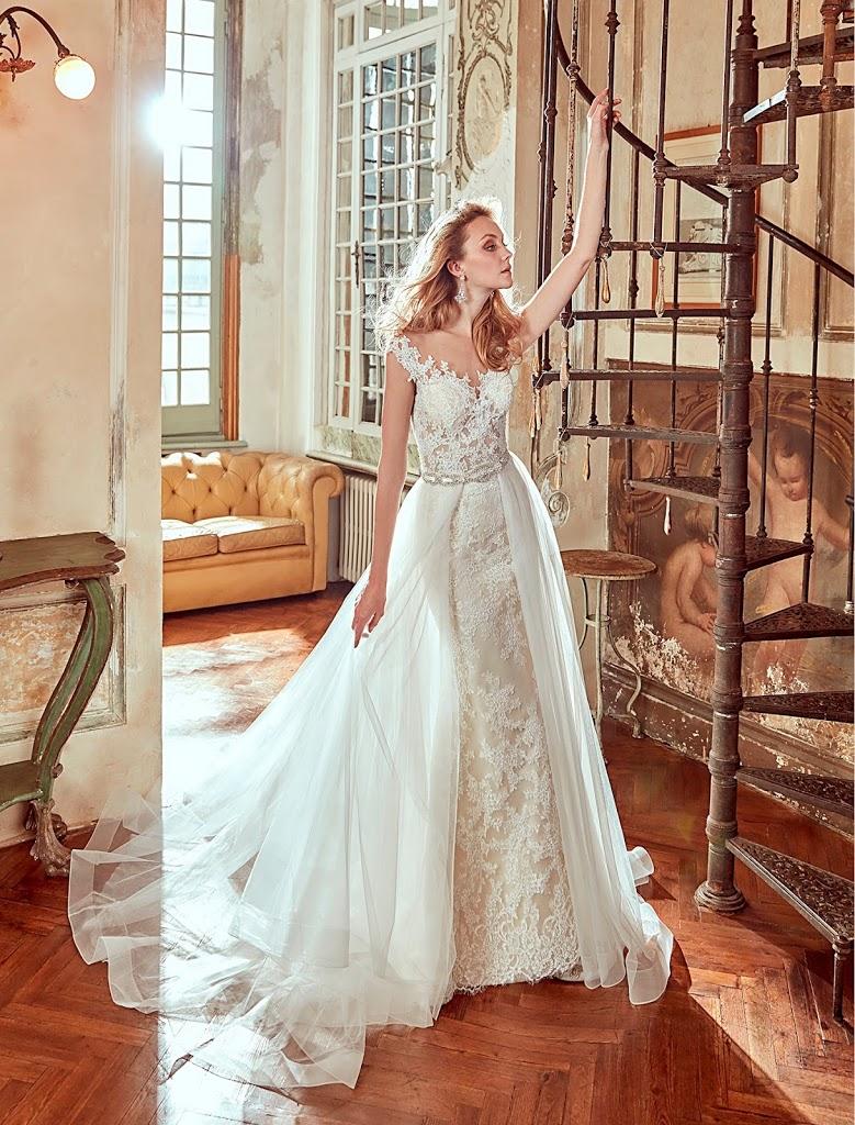 Nicole 2BSpose 2BNIAB17116 - Vestidos de Noiva 2017 - Bridal Collection 2017