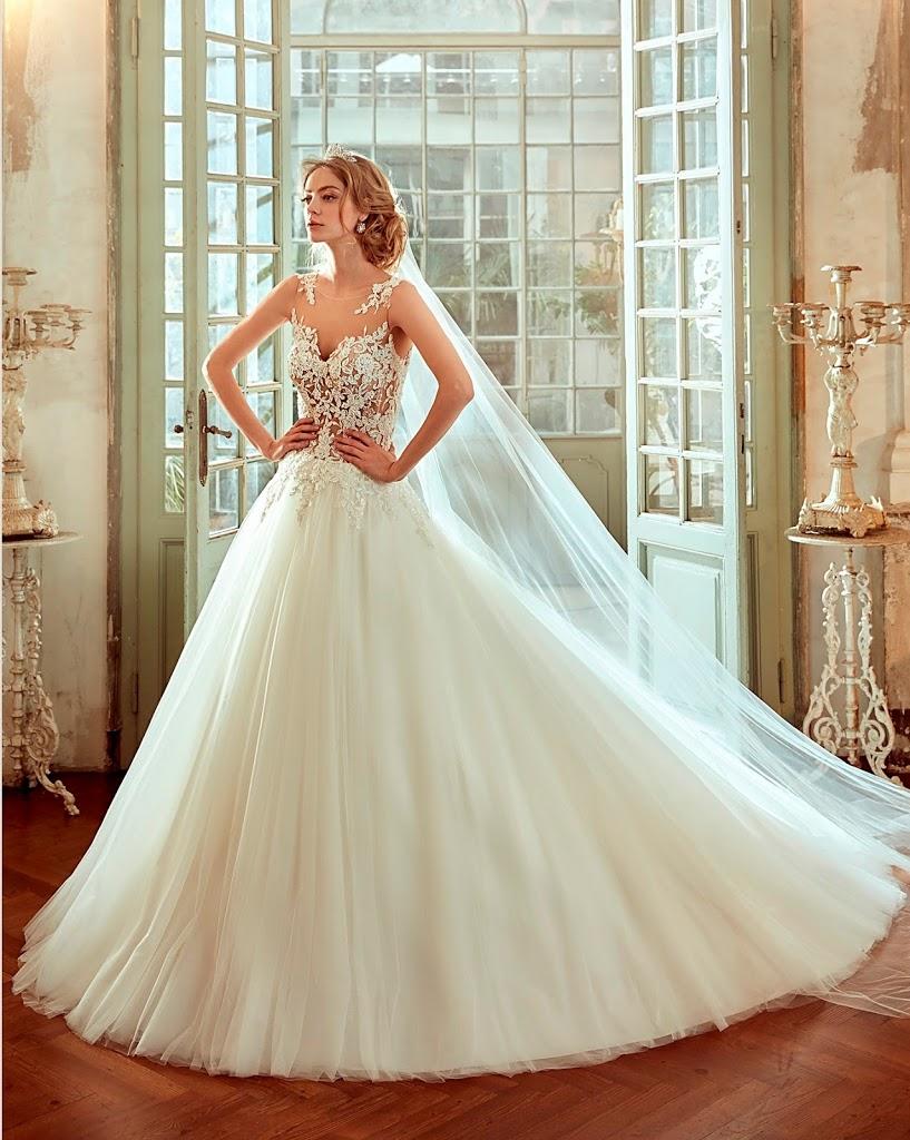 Nicole 2BSpose 2BNIAB17135 - Vestidos de Noiva 2017 - Bridal Collection 2017