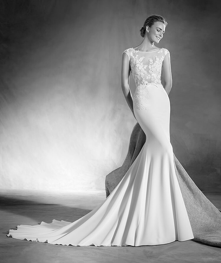 Pronovias 2BELSA - Vestidos de Noiva 2017 - Bridal Collection 2017
