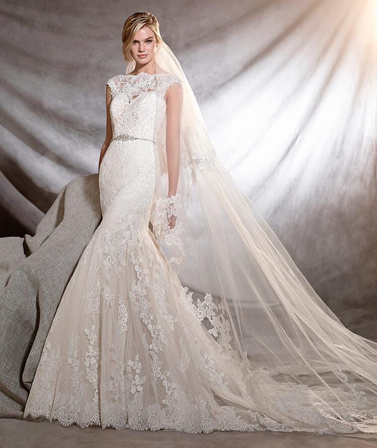 Pronovias 2BORIA - Vestidos de Noiva 2017 - Bridal Collection 2017