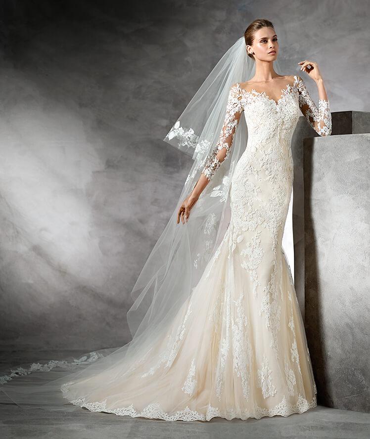Pronovias 2BTIBET - Vestidos de Noiva 2017 - Bridal Collection 2017