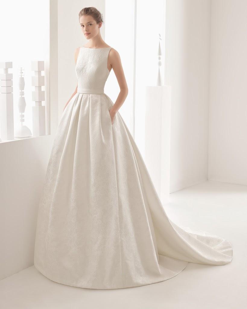 Rosa 2BClar 25C3 25A1 2BNAZAR - Vestidos de Noiva 2017 - Bridal Collection 2017