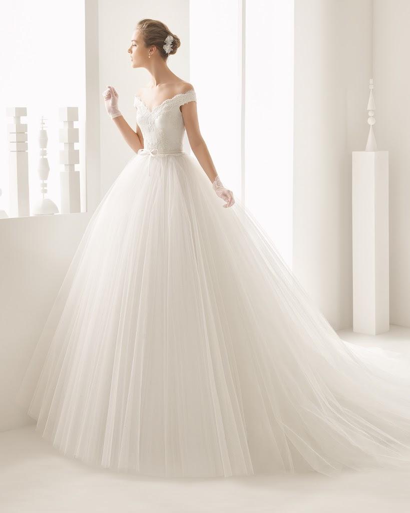 Rosa 2BClar 25C3 25A1 2BNEIRA - Vestidos de Noiva 2017 - Bridal Collection 2017