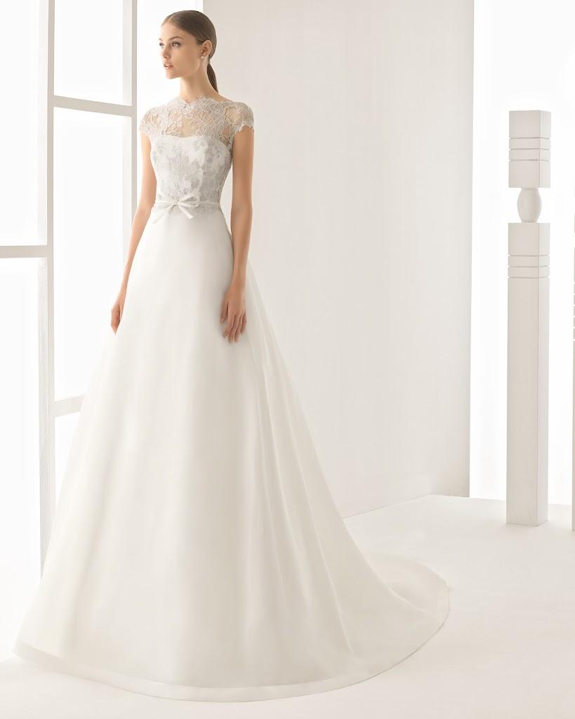 Rosa 2BClar 25C3 25A1 2BNERJA - Vestidos de Noiva 2017 - Bridal Collection 2017