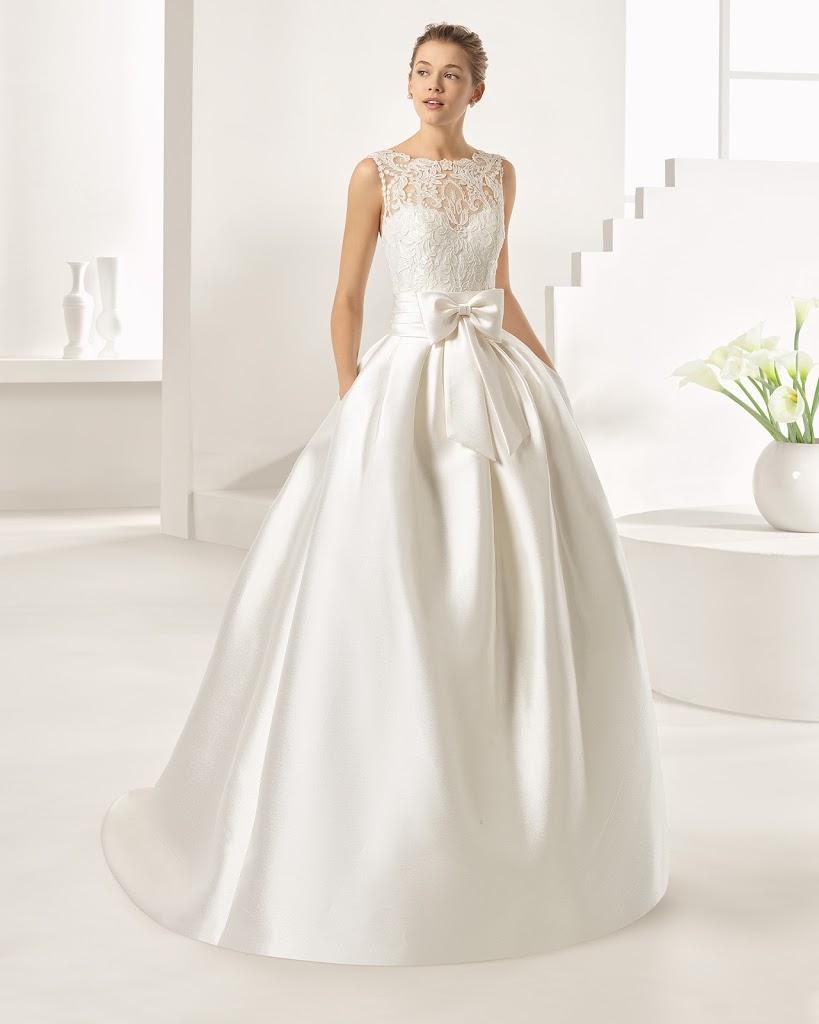 Rosa 2BClar 25C3 25A1 2BORDESA - Vestidos de Noiva 2017 - Bridal Collection 2017