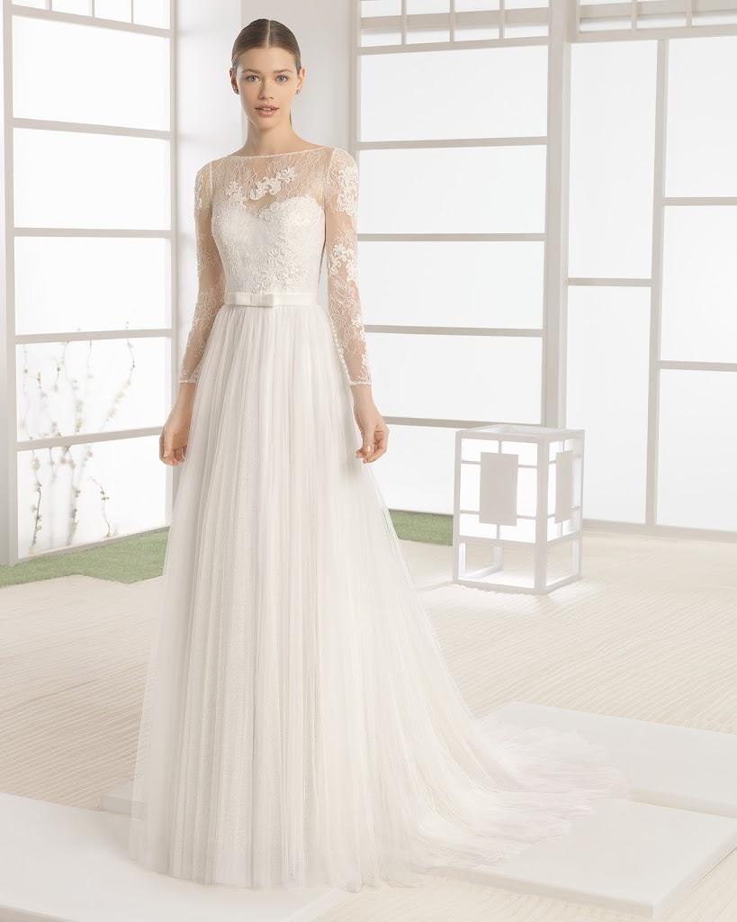 Rosa 2BClar 25C3 25A1 2BWELTER - Vestidos de Noiva 2017 - Bridal Collection 2017