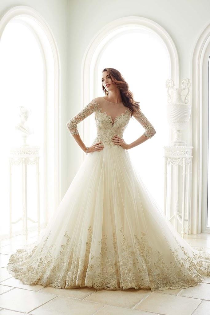 Sophia 2BTolli 2BANDRIA - Vestidos de Noiva 2017 - Bridal Collection 2017