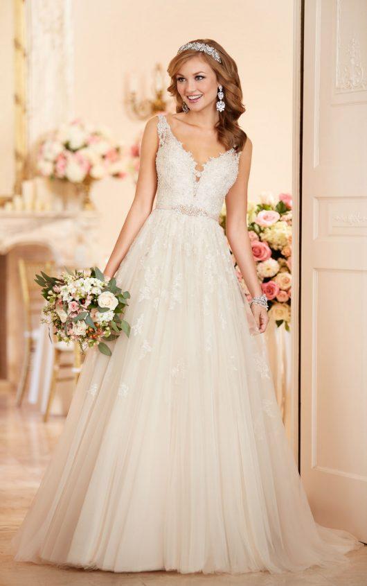 Stella 2BYork 2B6291 - Vestidos de Noiva 2017 - Bridal Collection 2017