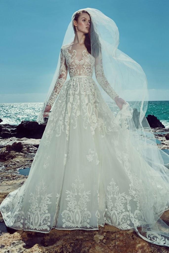 Zuhair 2BMurad 2BLATOYA - Vestidos de Noiva 2017 - Bridal Collection 2017
