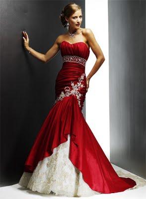 14 - Vestidos de Noiva Coloridos - Inspirações