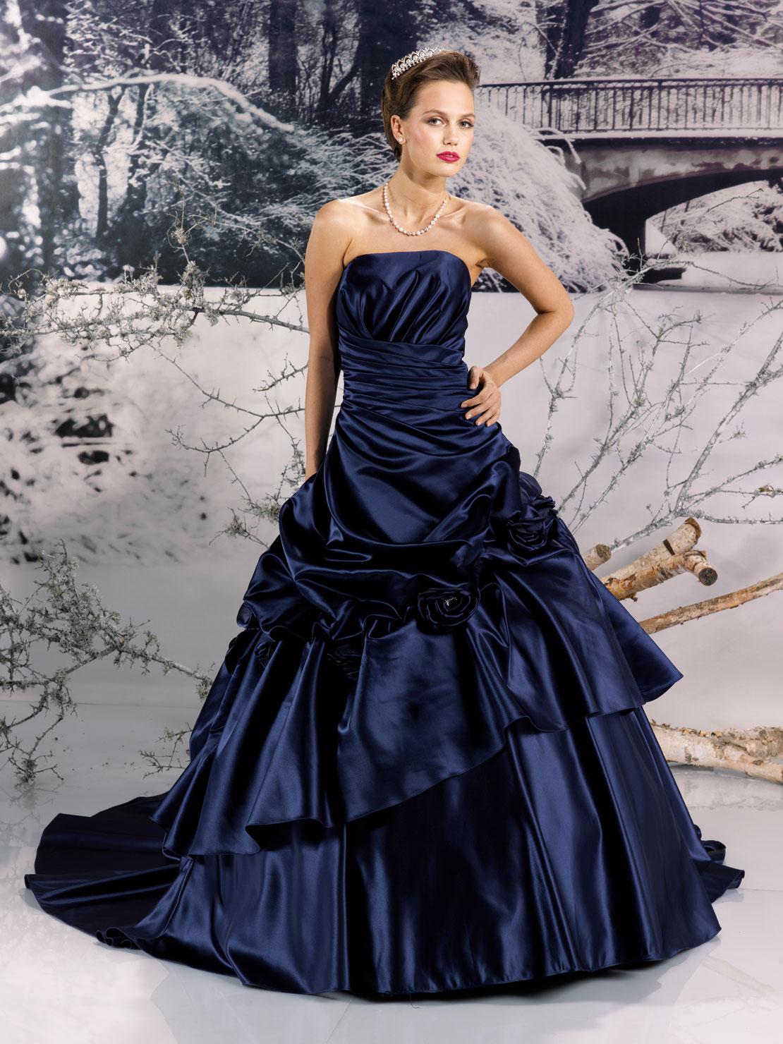 3 - Vestidos de Noiva Coloridos - Inspirações