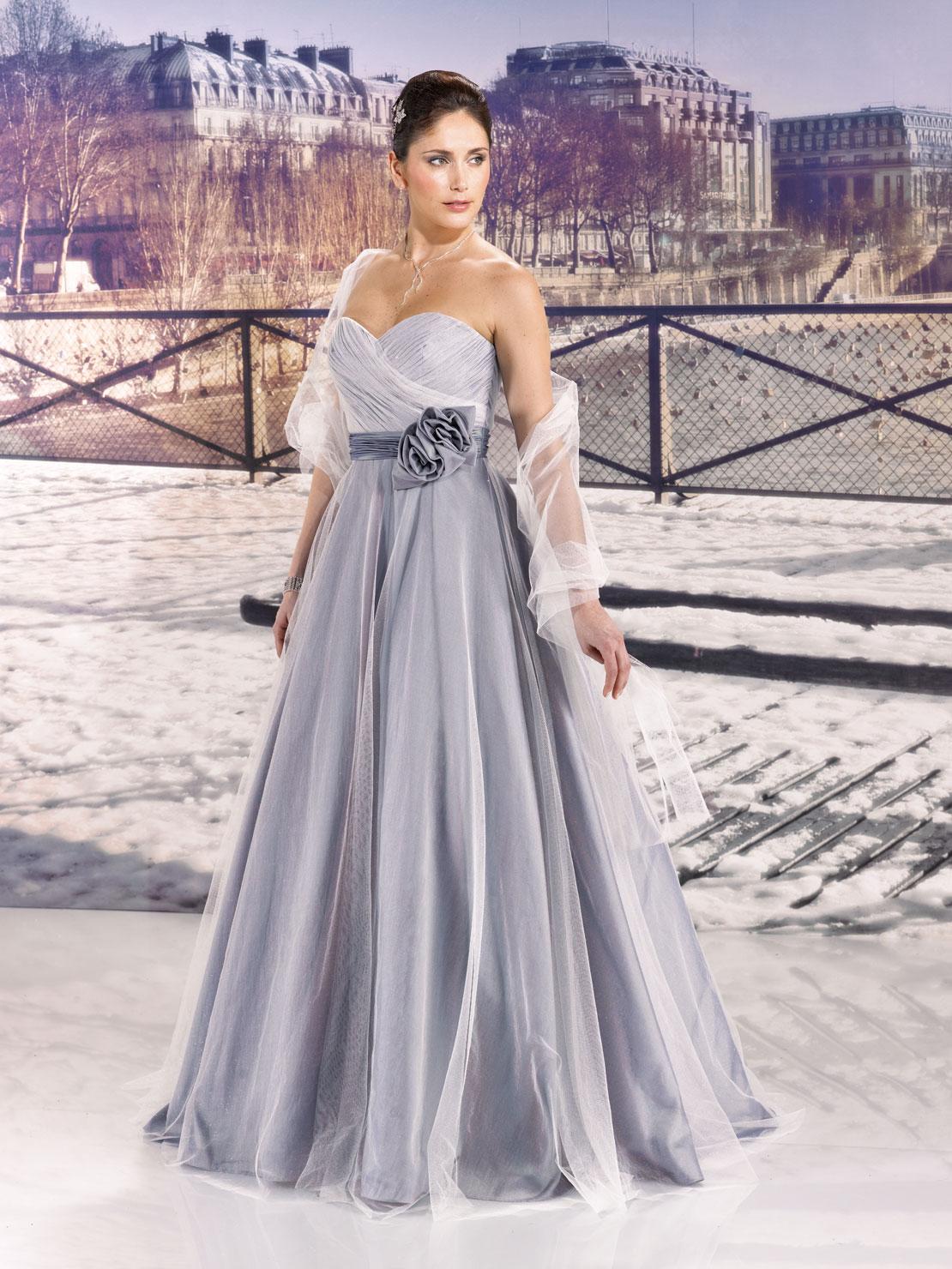 5 - Vestidos de Noiva Coloridos - Inspirações