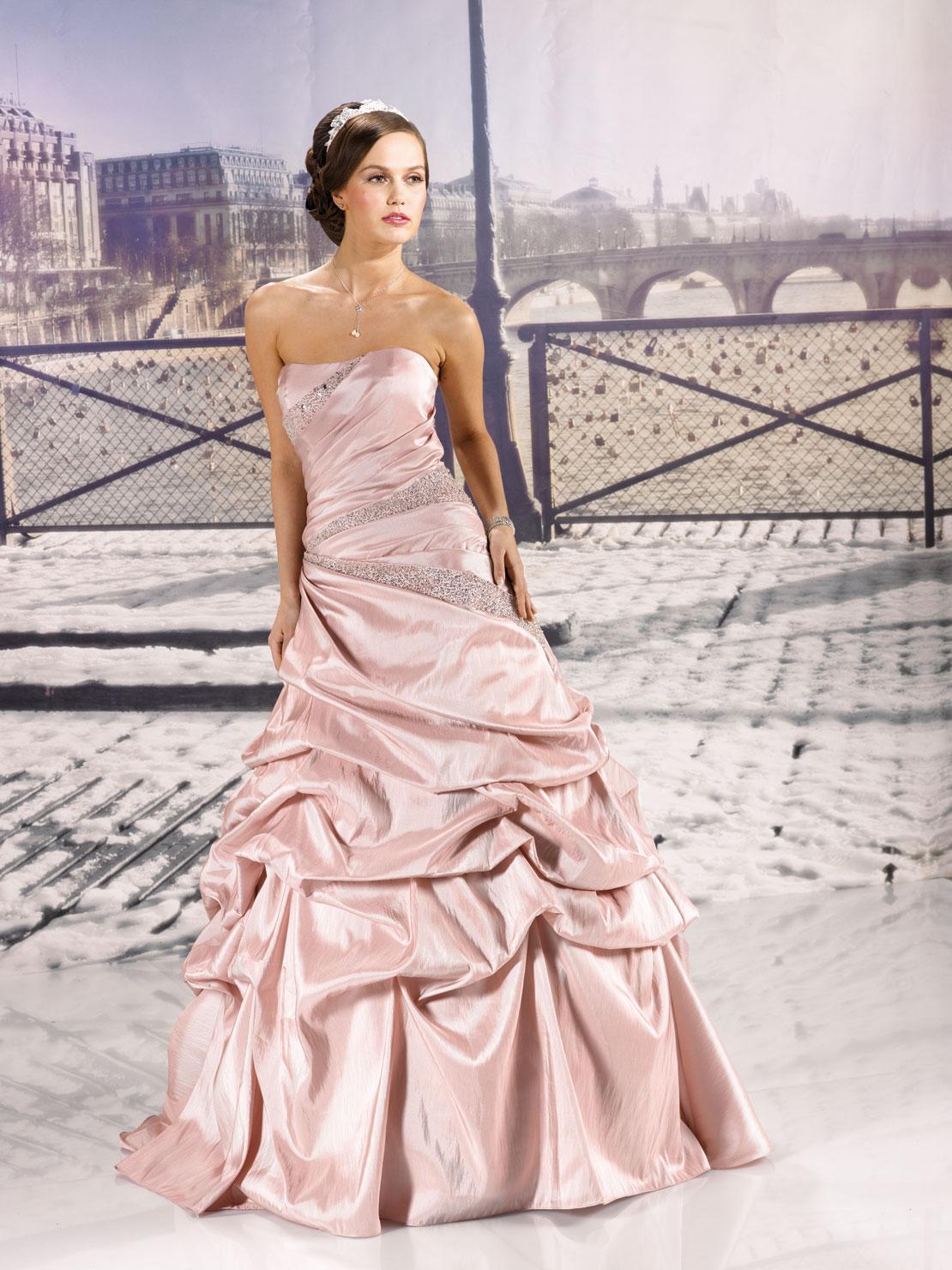 8 - Vestidos de Noiva Coloridos - Inspirações