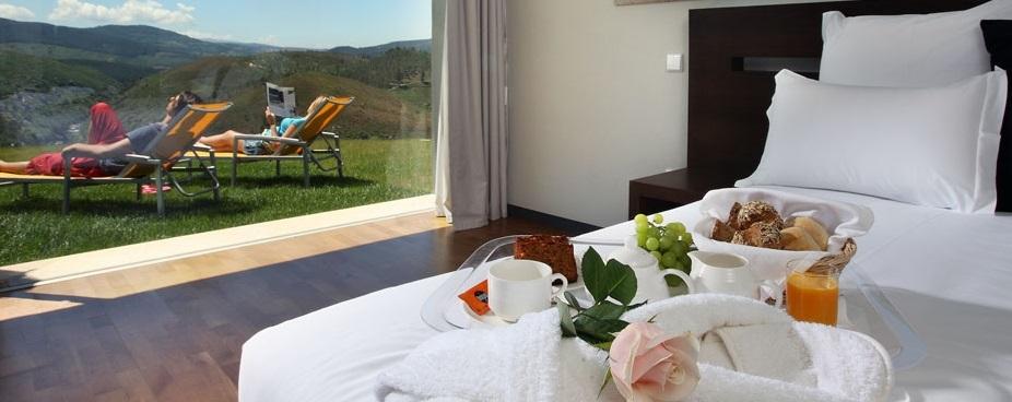 Agua Hotels Mondim de Basto2 - Lua de Mel em Portugal