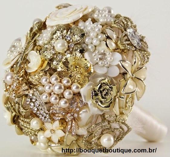 Bouquet Boutique1 - Ramos artísticos com Jóias