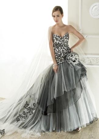 Cosmobella - Vestidos de Noiva Coloridos - Inspirações