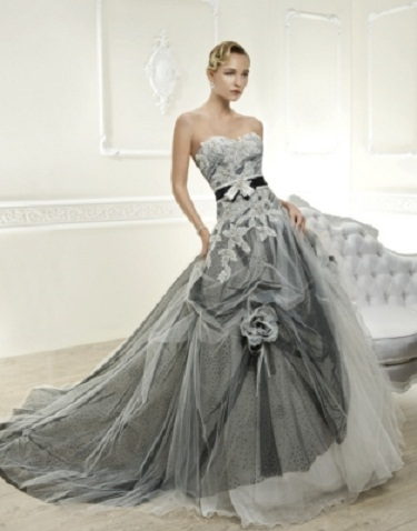 Cosmobella2 - Vestidos de Noiva Coloridos - Inspirações