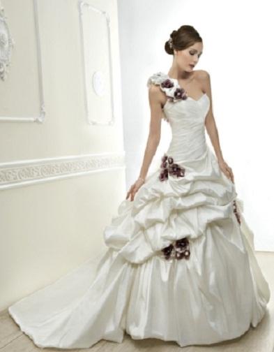 Cosmobella3 - Vestidos de Noiva Coloridos - Inspirações