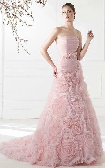 Fara Sposa - Vestidos de Noiva Coloridos - Inspirações
